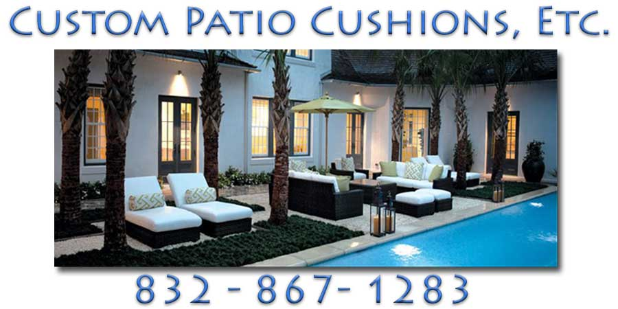 Custom Patio Cushions Etc
